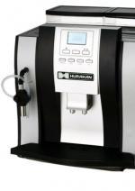 Автоматическая кофеварка Hurakan HKN-ME709